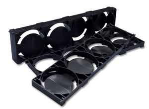 Ceracell Rounds Black Frames (pair)