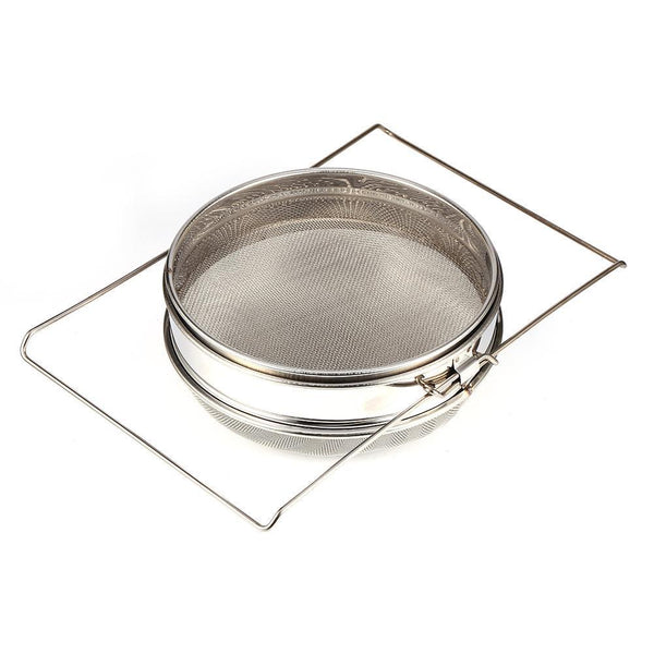 Double Stainless Filter Strainer