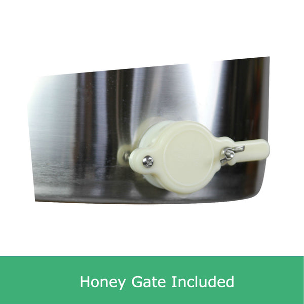 25 kg litre honey tank honey bucket honey settling tank