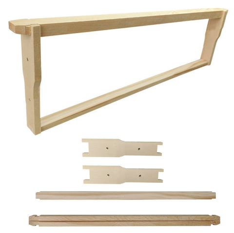 Ideal Beekeeping Frames with Eyelets