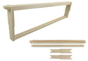Ideal Size Beekeeping Frames Timber Pine