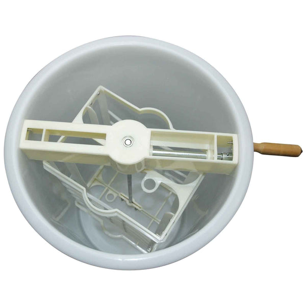 Plastic Honey Spinner internal