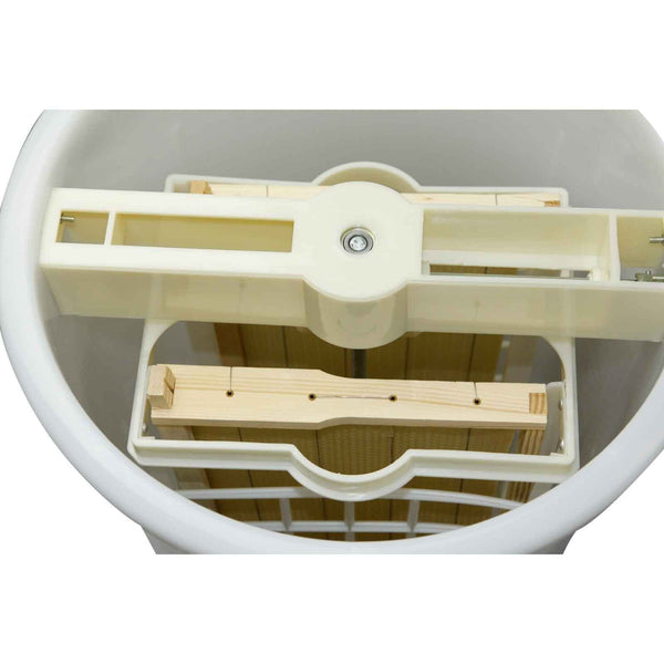 Plastic Honey Extractor with frames