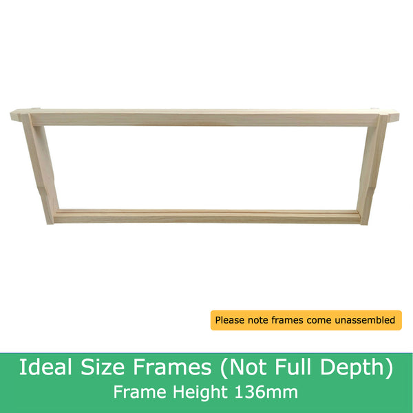 Ideal Size Beekeeping Frames Timber Pine Wood