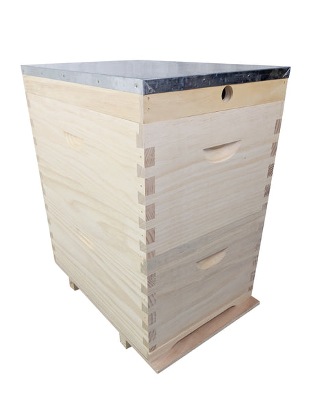 10 Frame Complete Beehive kit Double Bee Hive