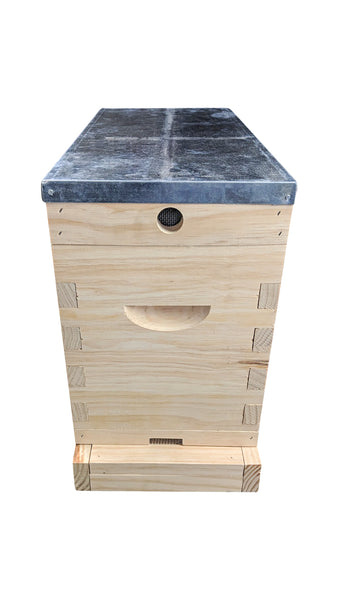 Nucleus Beehive - 5 Frame Nuc Hive - With Mesh Base