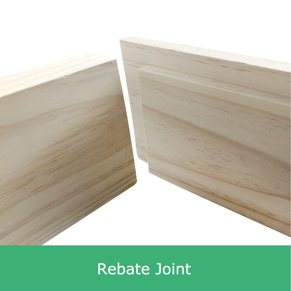 8 Frame WSP Super Box - Flat Pack - Rebate Joints
