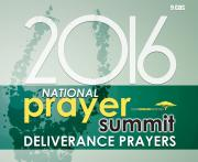 2016 National Prayer Summit - 9 CD Set
