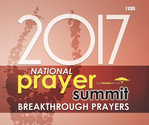 2017 National Prayer Summit - 7 CD Set