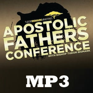Apostolic Fathers Conference - MP3