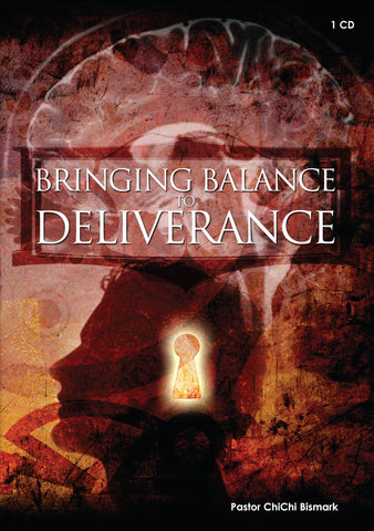 Bringing Balance to Deliverance - MP3
