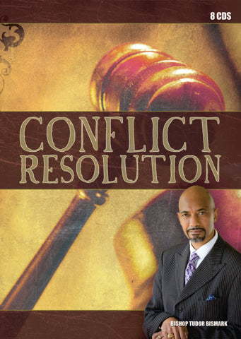 Conflict Resolution - Book