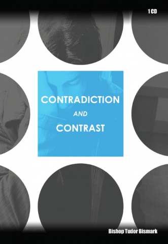 Contradiction and Contrast - CD