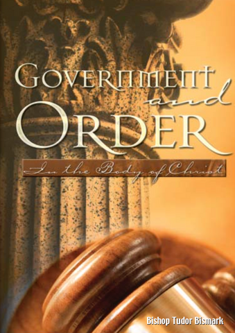 Government and Order - MP3