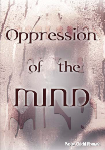 Oppression of the Mind - CD
