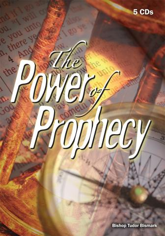 The Power of Prophecy - 5 CD Series
