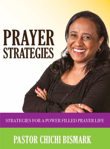 Prayer Strategies - Mini Book