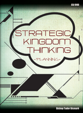 Strategic Kingdom Thinking: Planning - CD/DVD Combo