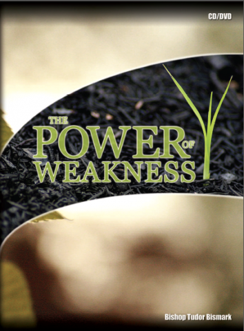 The Power of Weakness - CD/DVD Combo