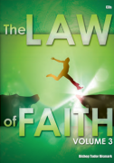The Law of Faith - Volume 3 (4 CDs)