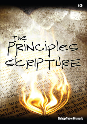 The Principles of Scripture - MP3