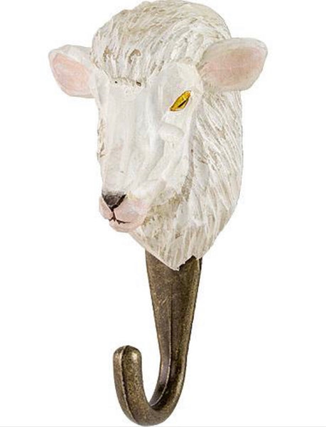 Wooden Sheep Hook