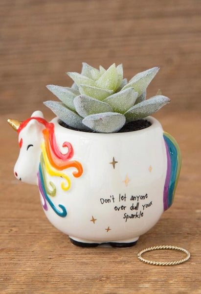 Planter - Unicorn