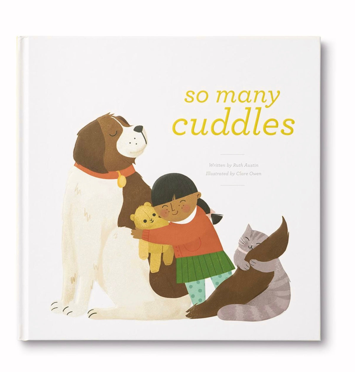 Book So Many Cuddles
