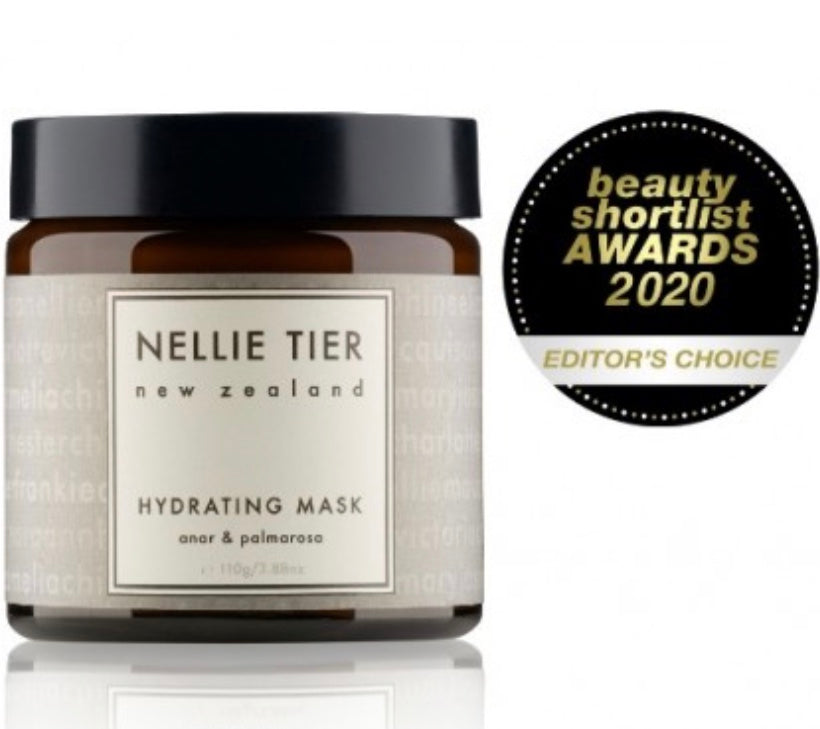 Nellie Tier - Hydrating Mask