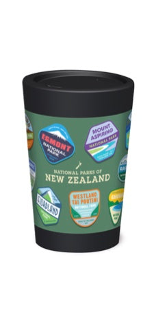 Cuppacoffeecup - National Parks