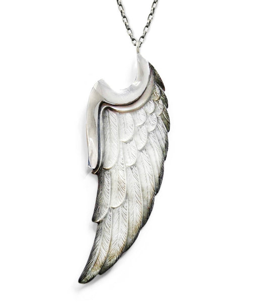 Nvk Angel Wing Pendant