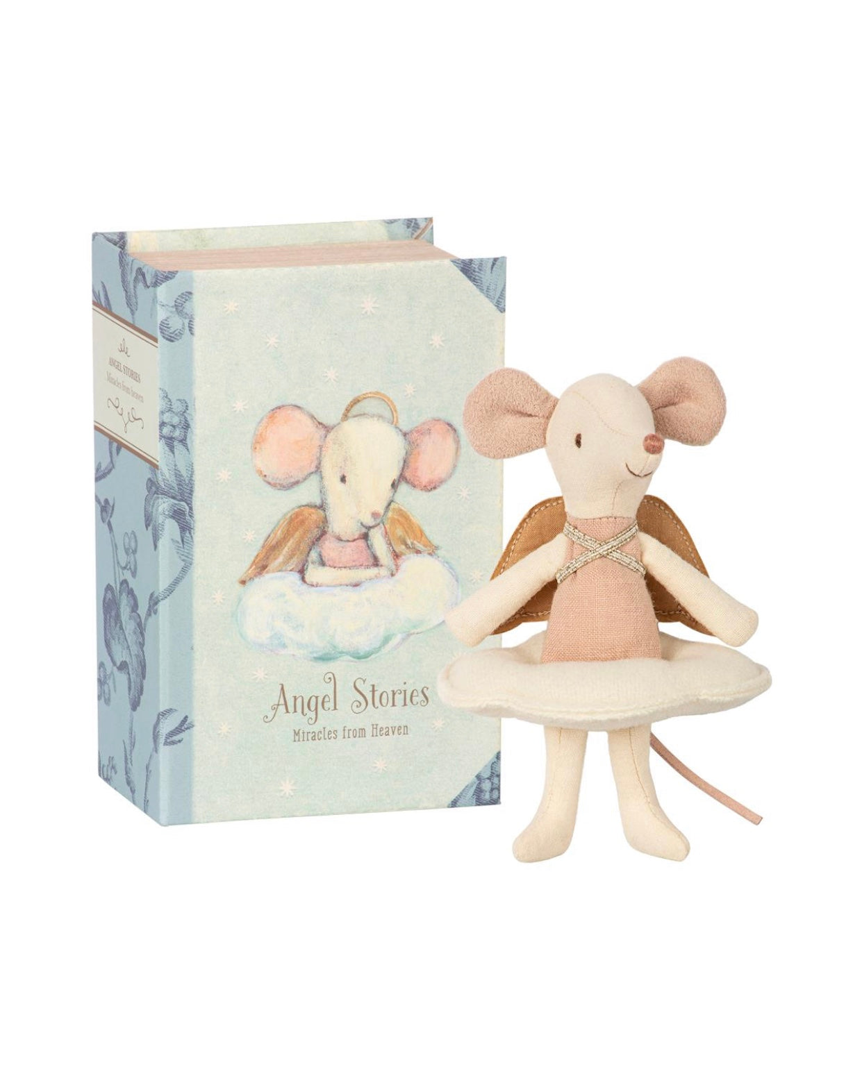 Maileg Angel Mouse