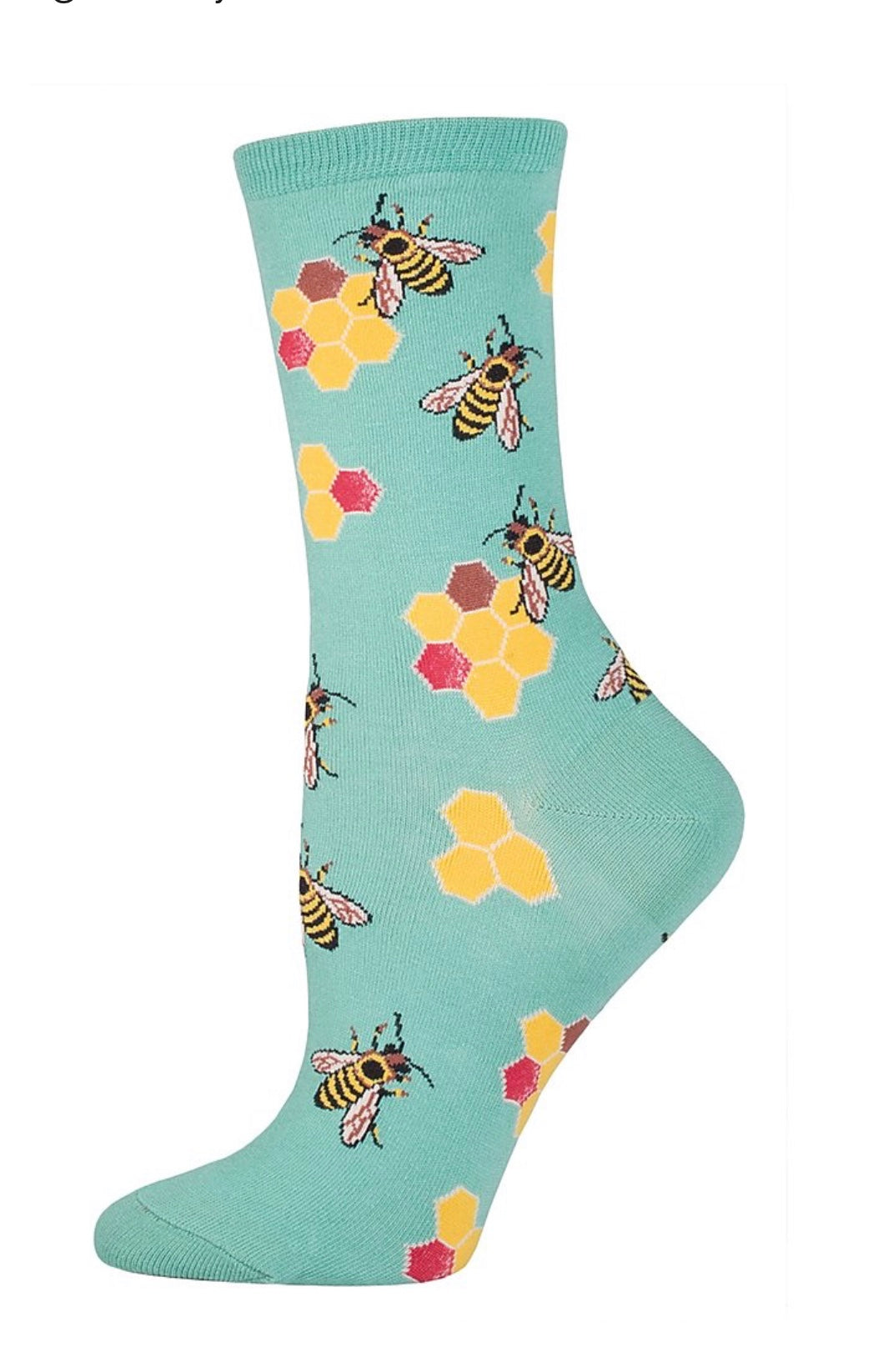 Socks - Women's Bees