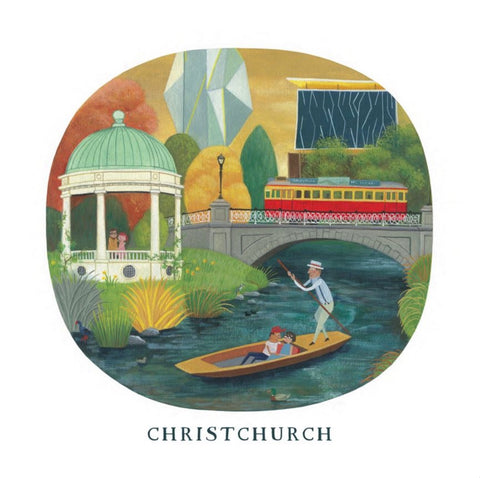 Card - Christchurch