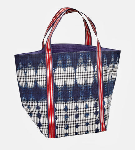 Bag large Navy Shopper