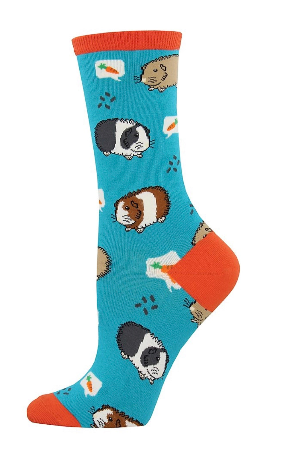 Socks - Women's Guinea Pigs