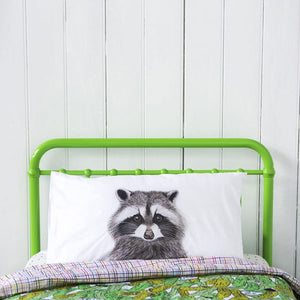 Pillowcase – Rocco the Racoon