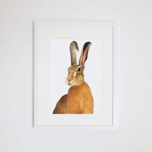 Print – Harry the Hare