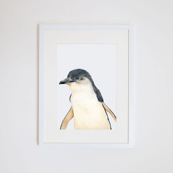 Print – Peggy the Penguin