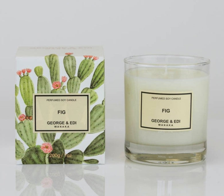 G&E Candle - Fig