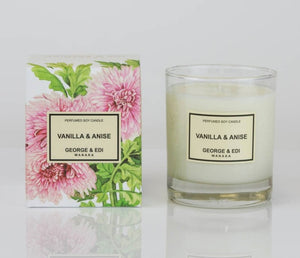 G&E Candle - Vanilla and Annise