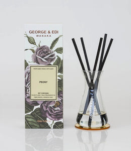G&E Reed Diffuser - Peony