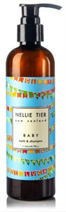 Nellie Tier - Baby Bath and Shampoo