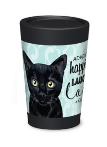Cuppacoffeecup - Cat Adventures