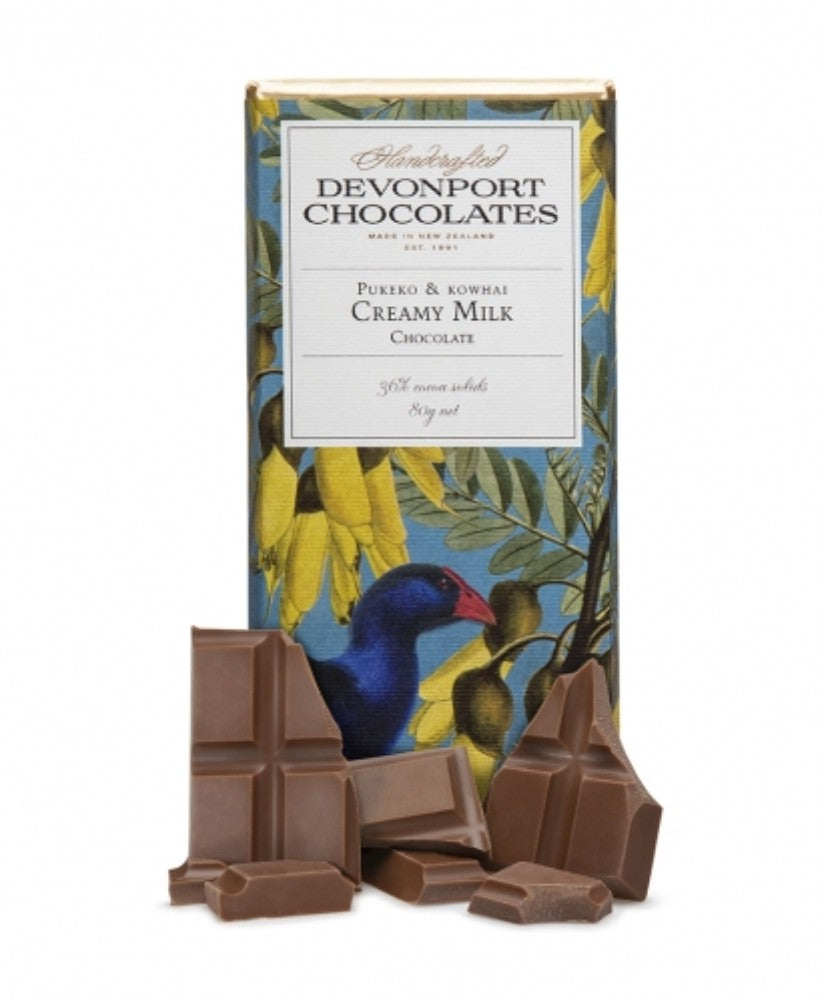 DC Chocolate Bar -  Vintage Pukeko