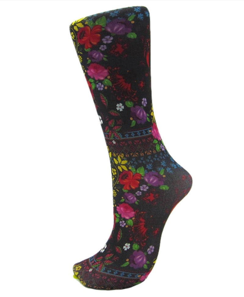 CS Couture Trouser Socks - New Versace
