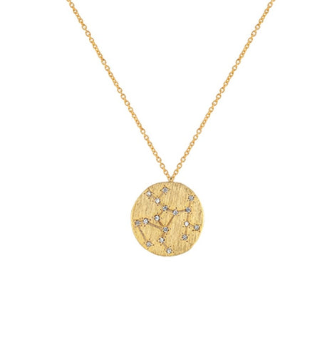 Constellation Necklace Sagittarius