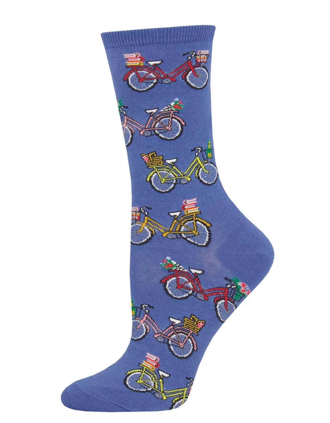 Socks - Womens - Vintage Bikes