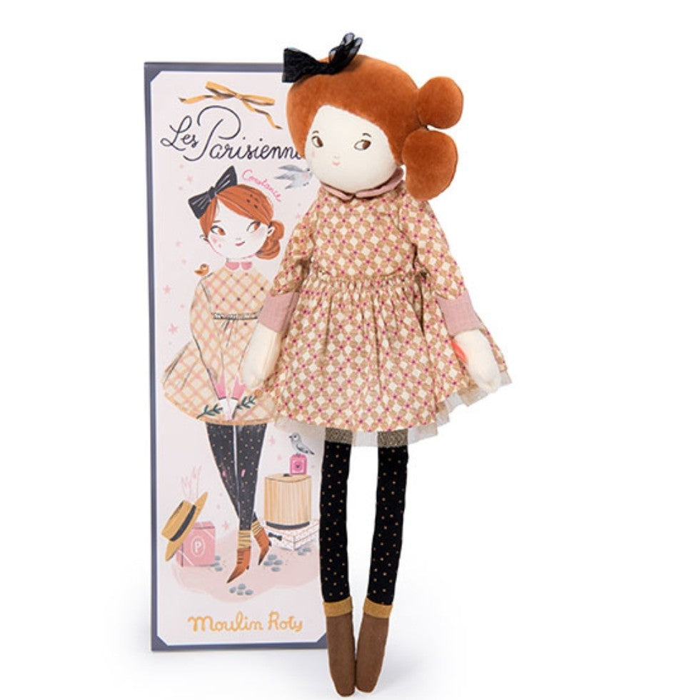 Moulin Roty Doll - Madam Constance