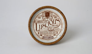 LL Shave Soap - Ceramic Bowl - Buccaneer
